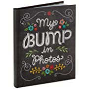 Hallmark My Bump in Photos Pregnancy Photo Album Photo Albums Milestones
