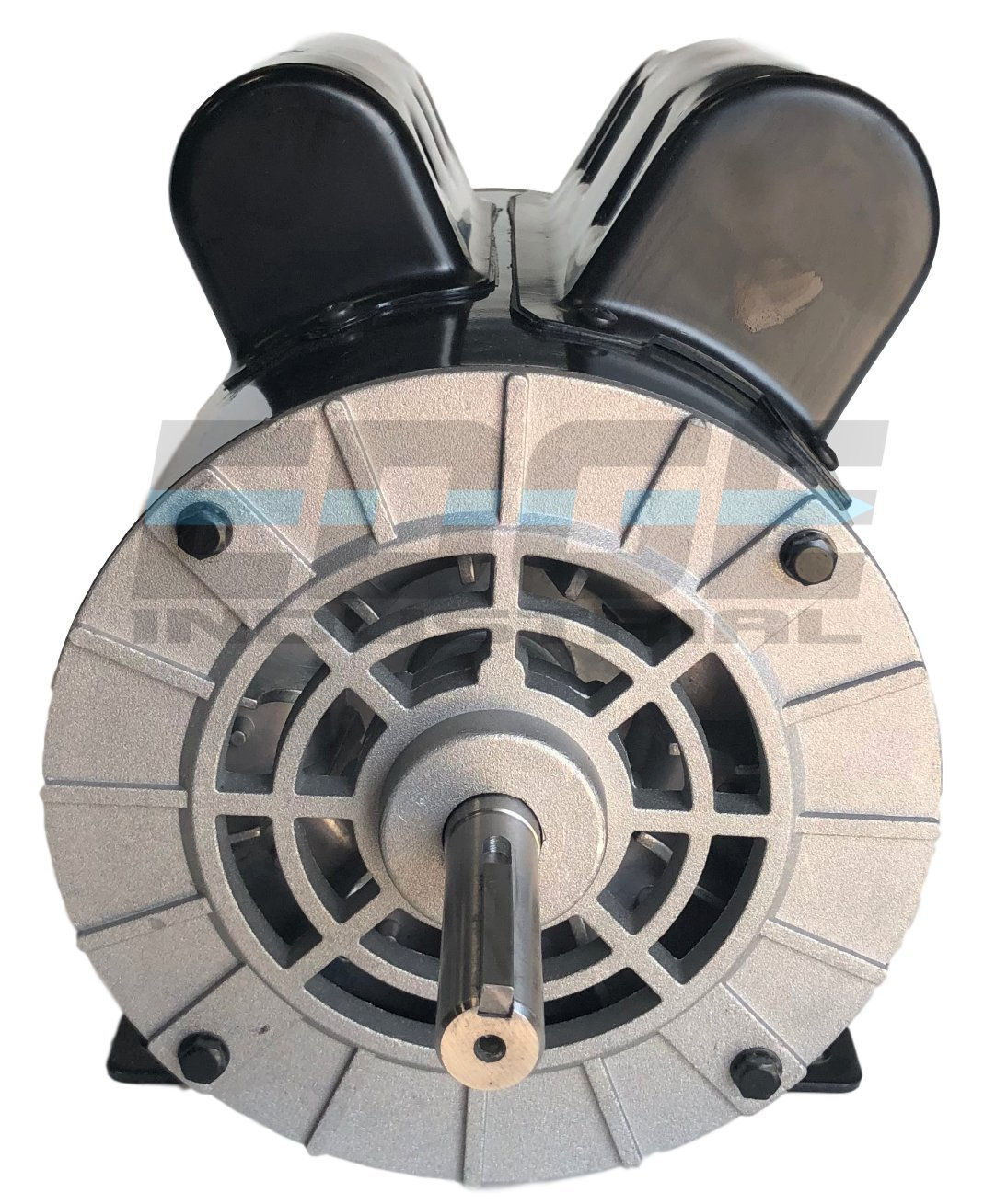 NEW 2 HP SPL Compressor Duty Electric Motor, 3450 RPM, 56 Frame, 5/8'' Shaft Diameter,120/240 VOLT by EDGE INDUSTRIAL EMZ (Image #5)