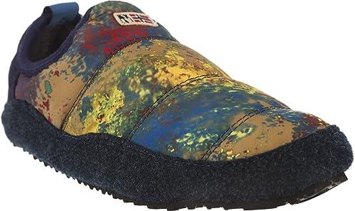 wyprzedaż resztek magazynowych jakość gorące wyprzedaże NAPAPIJRI - Pantofole Uomo, Multicolore (Multicolore), 46 EU ...