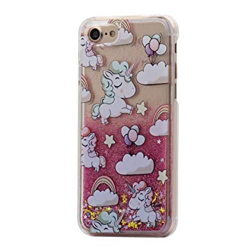 iphone 7 coque licorne