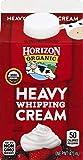 Horizon Organic Heavy Whipping Cream, Organic, Ultra-Pasteurized - 1 pt