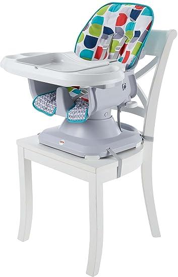 f167fe14817e Amazon.com   Fisher-Price SpaceSaver High Chair