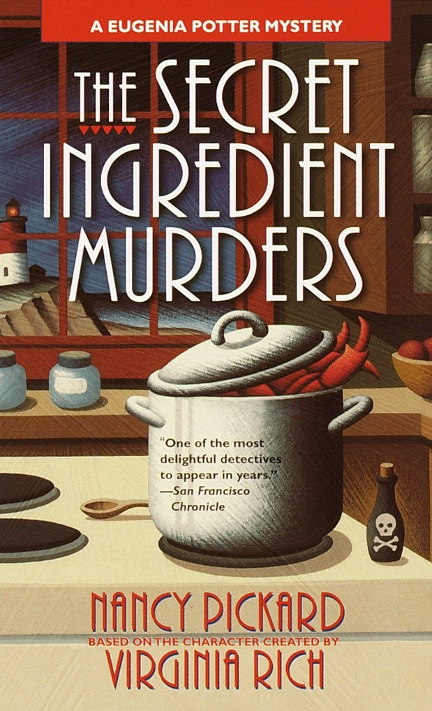 Download The Secret Ingredient Murders: A Eugenia Potter Mystery (The Eugenia Potter Mysteries) PDF