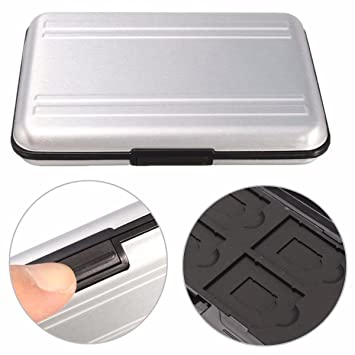 Generic t Case - Caja de almacenamiento de aluminio para ...