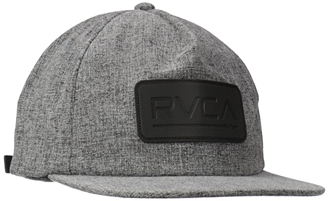 e8953323d2a Amazon.com  RVCA Men s Off Set Five Panel Hat