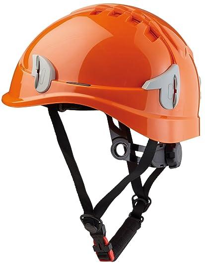 La industria de casco Rigger casco para trabajo en altura - Colour naranja