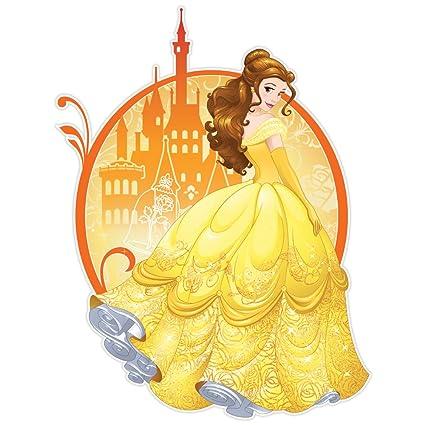 Amazon.com: Silver Buffalo DP5106 Disney Princess Belle Smile Die ...