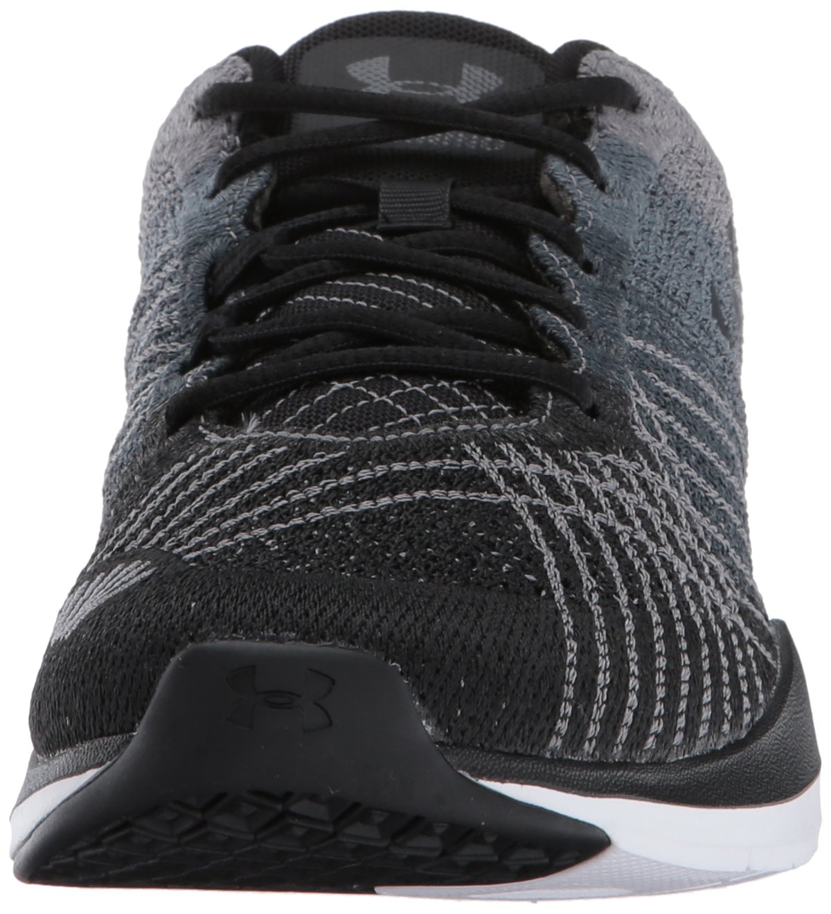 Under Armour Women's Threadborne Push Cross-Trainer Shoe B01MYZW9AW 7 M US|Black (001)/Steel
