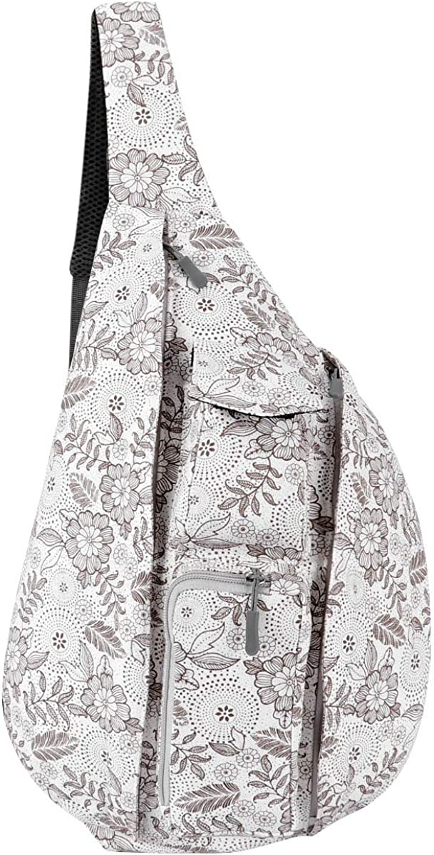 XEYOU Sling Chest Backpacks Bags Crossbody Shoulder Daypacks for Cycling Walking Dog Hiking Boys Girls Women Men