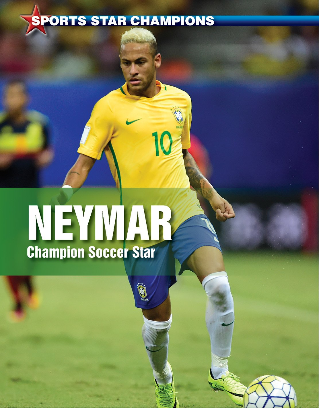 Neymar: Champion Soccer Star (Sports Star Champions) by Enslow Pub Inc (Image #1)