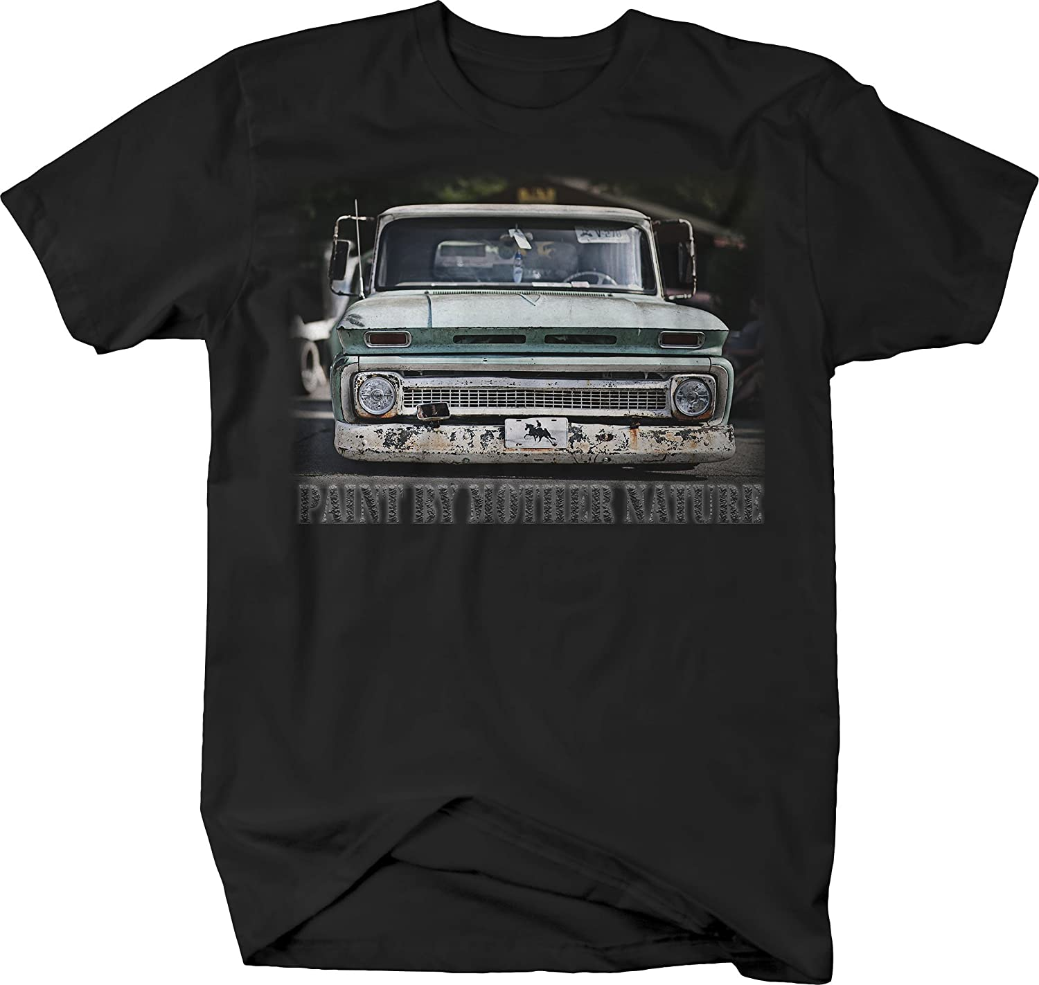 Paint by Mother Nature American Farm Truck Patina Lowered Tshirt