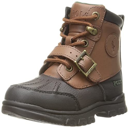 Amazon.com   Polo Ralph Lauren Kids Colbey Boot (Toddler Little Kid ... bb046fee79bc