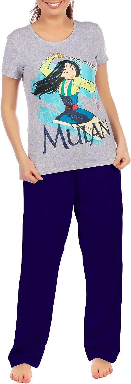 Disney Pijama para Mujer Mulan