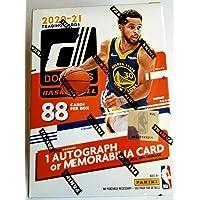 2020/21 Donruss Basketball Blaster Box 88 Cards Per Box 1 Autograph or Memorabilia… photo