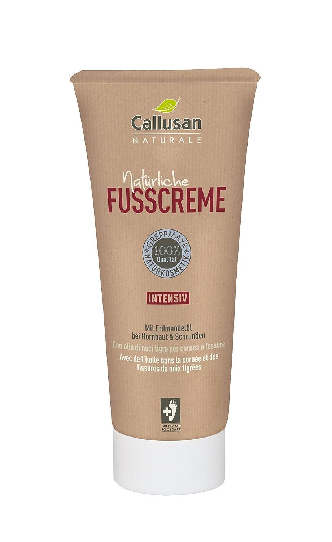 Callusan Naturale Fußcreme Intensiv, 1er Pack (1 x 100 ml) PR-6501