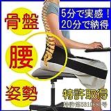 20分で快適を実感! 腸腰筋ストレッチベルト ラクナール  (L)