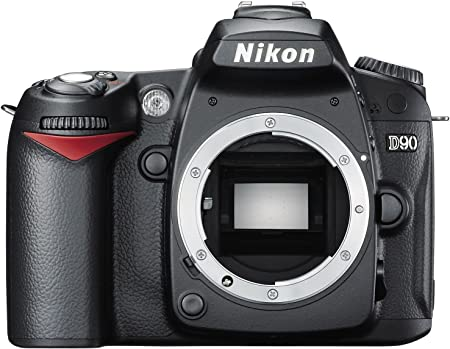 Nikon D90 Appareil Photo Numérique Reflex 12 3 Boîtier Nu Noir Amazon Fr Photo Caméscopes