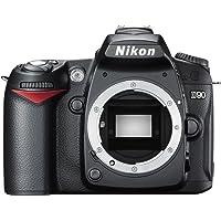 Nikon D90 Digital SLR Camera Body Only (12.3MP) 3 inch LCD