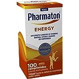Multivitamínico Pharmaton Energy, 100 comprimidos