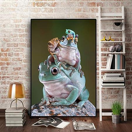 RTCKF Carteles e Impresiones murales de Animales de Estilo ...
