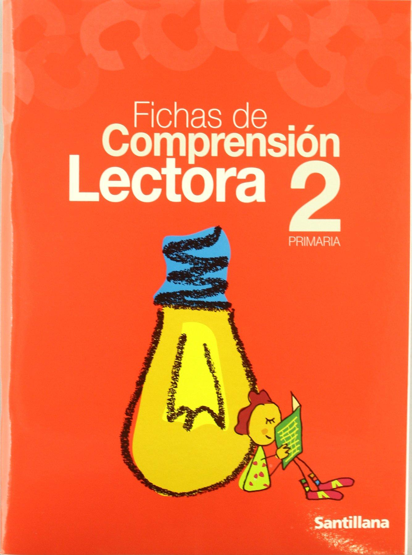 FICHAS COMPRENSION LECTORA 2 PRIMARIA - 9788429485417: Amazon.es: Vv.Aa.: Libros