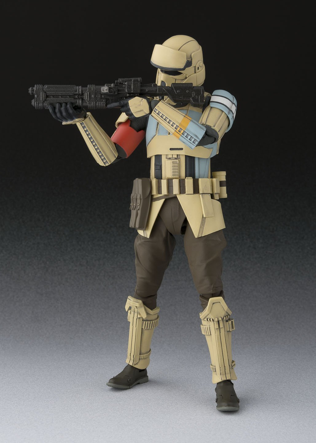 H Figuarts Star Wars Shore Trooper Approximately 150 mm ABS /& PVC painted movable figure S