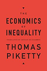 The Economics of Inequality Kindle Edition