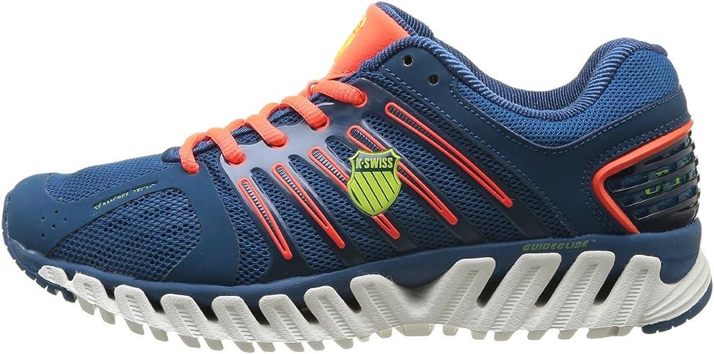 K-Swiss Zapatillas Deportivas Running Blade MAX Stable Azul EU 44.5: Amazon.es: Zapatos y complementos
