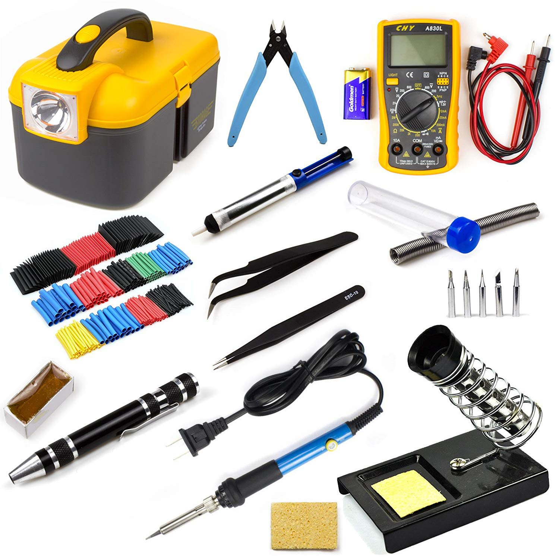 Basic Electronics Soldering Tool Kit