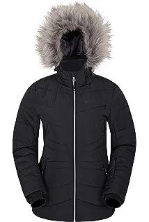 07cff524dbb Mountain Warehouse Arctic Air Womens Down Padded Winter Ski Jacket -  Snowproof