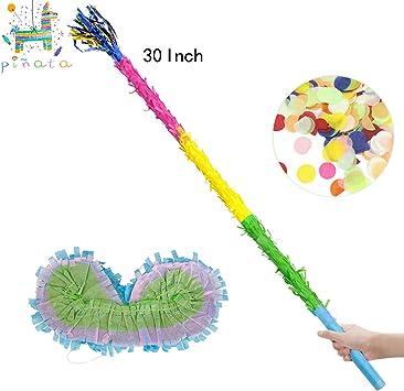 Amazon.com: Palo de piñata para piñata, para niños ...