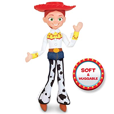 Toy Story Jessie Soft and Huggable 14 in. Ragdoll Exclusive Doll: Office Products