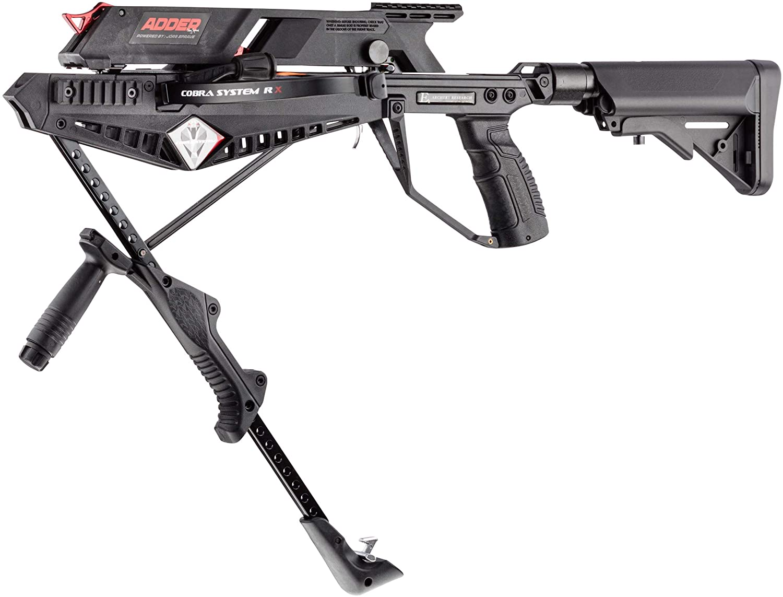 "ADDER 10 flechas de carbono 7,5/"" azul para ballesta Cobra R9 RX Ek Archery"