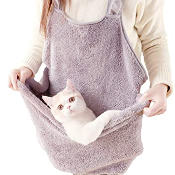 Amazon.com: MUYAOPET - Saco de dormir para gatos con ...