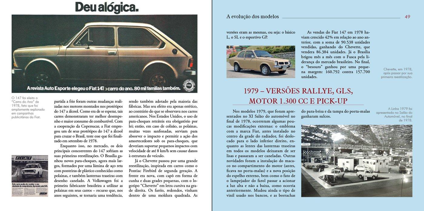 Fiat 147 Clássicos do Brasil: Rogerio de Simone e Rogerio Ferraresi: 9788578813642: Amazon.com: Books