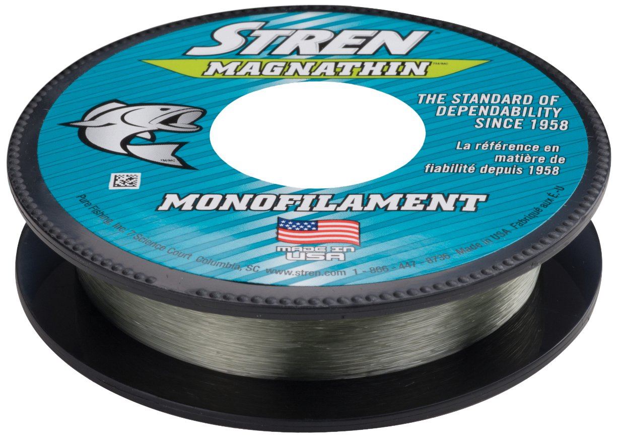 Stren MagnaThin Monofilament Fishing Line