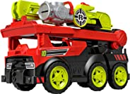 Fisher-Price Rescue Heroes Transforming Fire Truck with Lights & Sounds