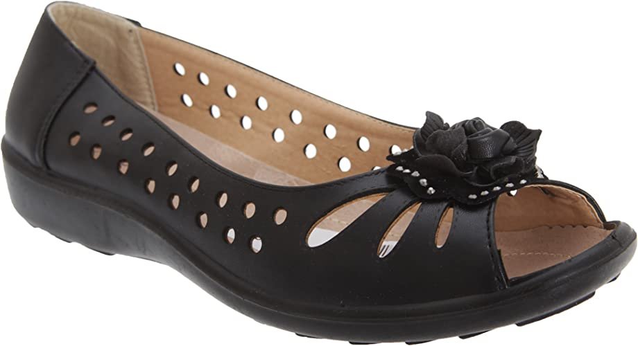 Boulevard DAYNA Ladies Faux Leather