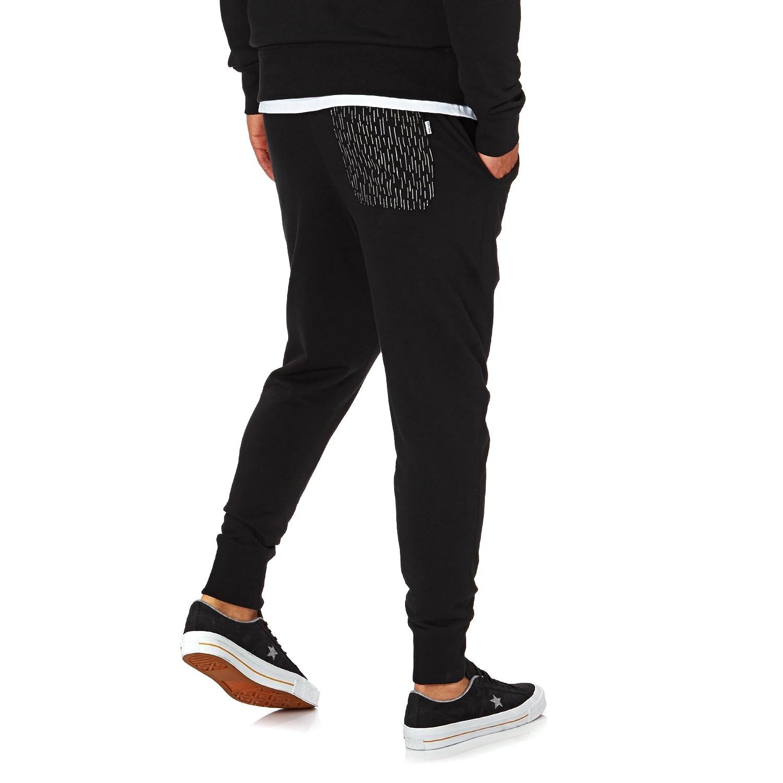 Converse - Pantalón - para Hombre Negro Negro XS: Amazon.es: Ropa ...