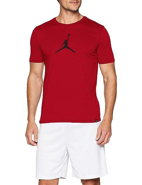 t shirt air jordan rossa