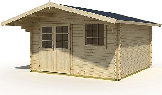 Caseta de jardín Gotland 5E.: Amazon.es: Jardín