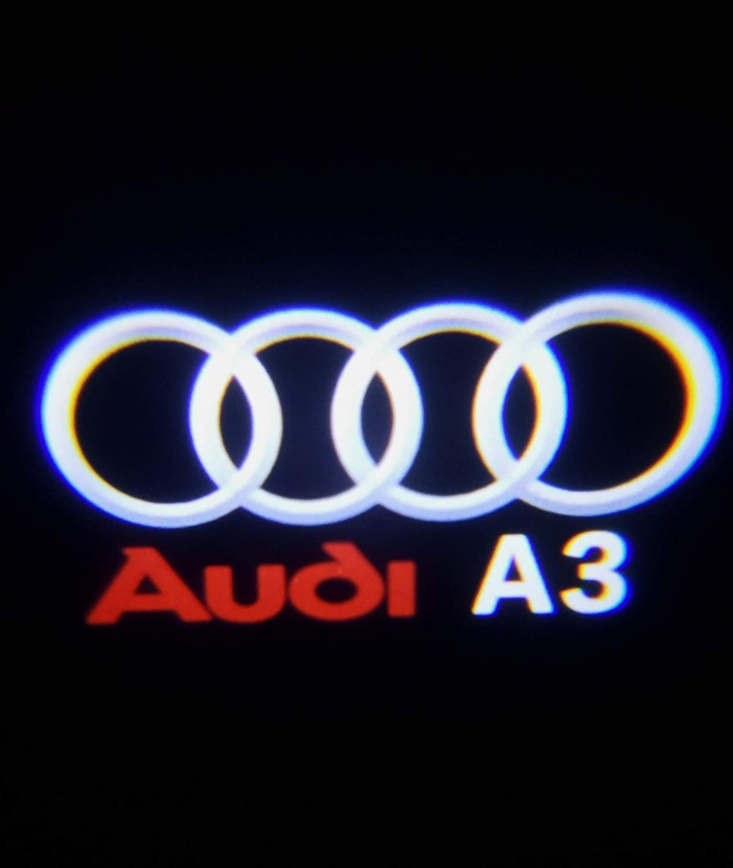Led4Car LED PROJECTOR CAR DOOR LIGHTS SHADOW PUDDLE COURTESY LASER LOGO RS4