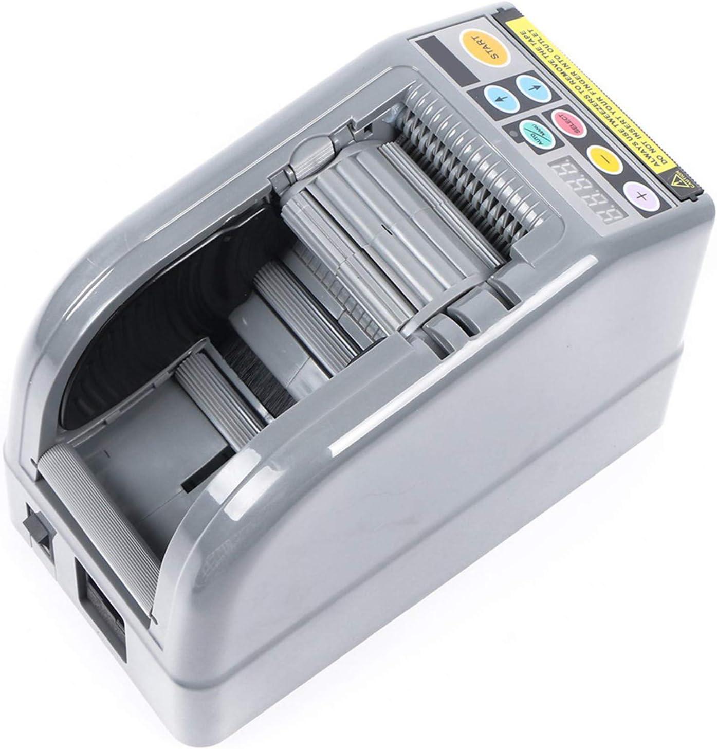 SEAAN Dispensador de Cinta autom/ático Cortador Adhesivo para Cinta de Doble Cara//Tela de Vidrio//l/ámina de Cobre cortadora de Cinta de Embalaje el/éctrica