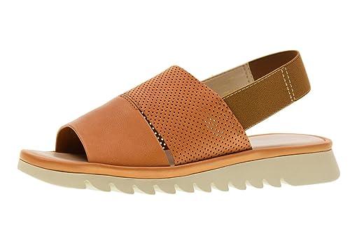 The Mujer 27 Flexx Zapatos B222 CognacAmazon Sandalias Onda es rsdQCth