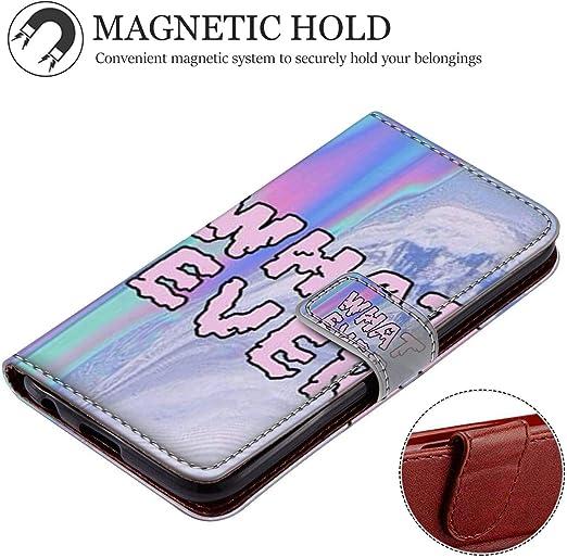 Amazon.com: MSD Apple iPhone 7 iPhone 8 Flip Pu Wallet