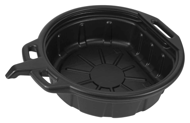 Galvanized Drain Pan Performance Tool W54280 3-1//2 Gal