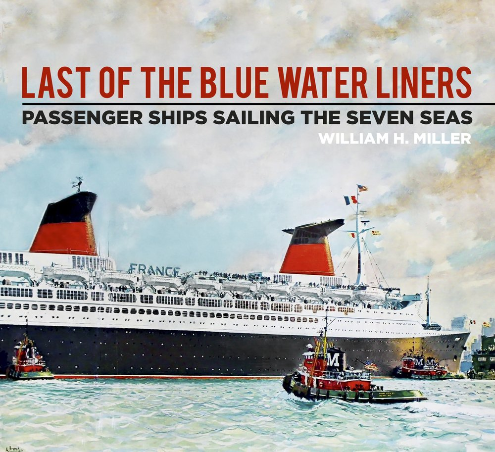 Last Of The Blue Water Liners  Passenger Ships Sailing The Seven Seas