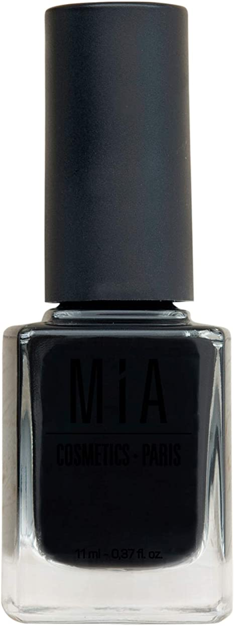 Image ofMIA Cosmetics-Paris, Esmalte de Uña (3707) Coal - 11 ml