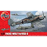 Airfix 1:72 Focke Wulf FW190A-8 Aircraft Model Kit