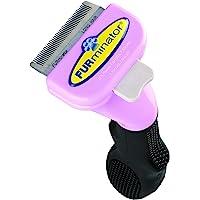 FURminator 502014 Long Hair Deshedding Tool for Small Cats